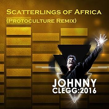 Scatterings of Africa 2016