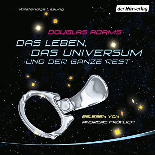 Das Leben, das Universum und der ganze Rest: Per Anhalter durch die Galaxis 3