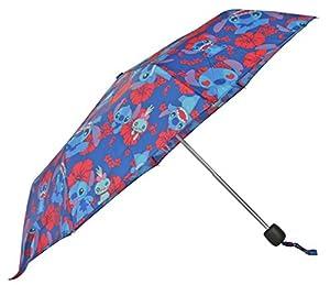Disney Lilo and Stitch Umbrella Stitch All Over Print Large Retractable Umbrella