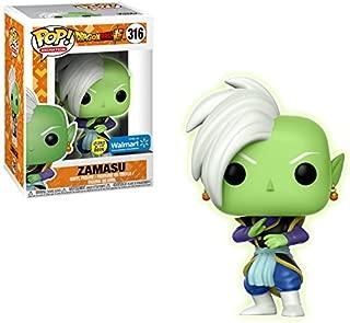 Funko POP! Zamasu {Glow in the Dark} Anime Vinyl Figure #316 (Walmart Exclusive)