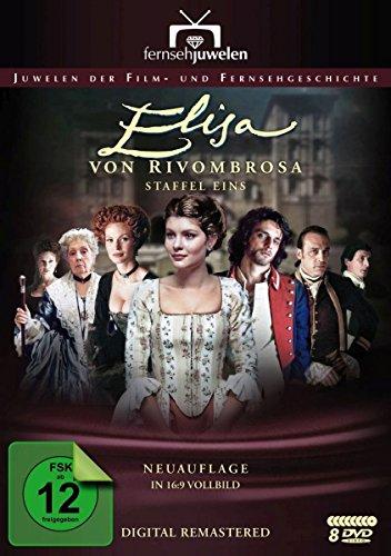 Elisa von Rivombrosa (Staffel 1) - Neuauflage (16:9 Vollbild + Booklet) (8 DVDs)
