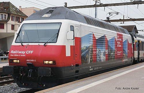 Fleischmann 731316 Elektrolokomotive Re 460 048-2  RailAway , SBB