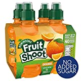 Robinsons Fruit Shoot Low Zucker Orange 4 x 200 ml -