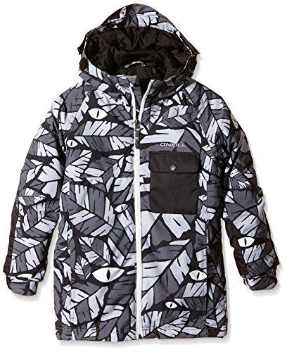 O'Neill Jungen Skijacke PB Kicker, Black Aop, 152, 550076