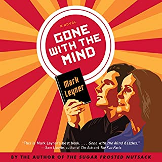 Gone with the Mind audiobook cover art