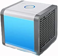 Air Coolers for Home, Air Cooler, Desktop Air Cooling Temperature Night Light Design Multi-Function Air Cooler Home Bedroo...