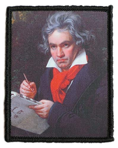 Morale Patch Hook and Loop Beethoven A0534