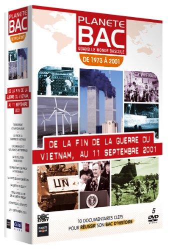 Planète Bac - Quand le monde bascule - Coffret 3 : 1973-2001 [Francia] [DVD]