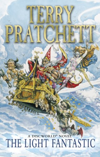 The Light Fantastic: (Discworld Novel 2) (Discworld series) (English Edition)