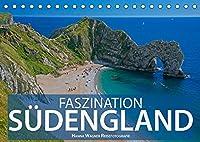 Faszination Suedengland (Tischkalender 2022 DIN A5 quer): Hanna Wagner zeigt unverwechselbare Impressionen aus den suedenglischen Grafschaften zwischen Kent und Cornwall. (Monatskalender, 14 Seiten )