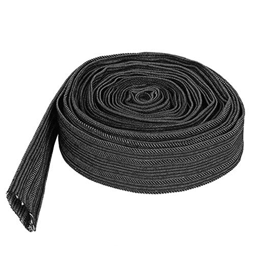 Cubierta de cabina de nylon Funda de manga cubierta de cable de...