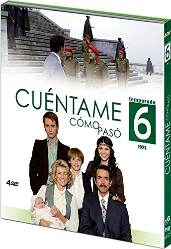 Cuéntame Cómo Pasó - Temporada 6 [DVD]