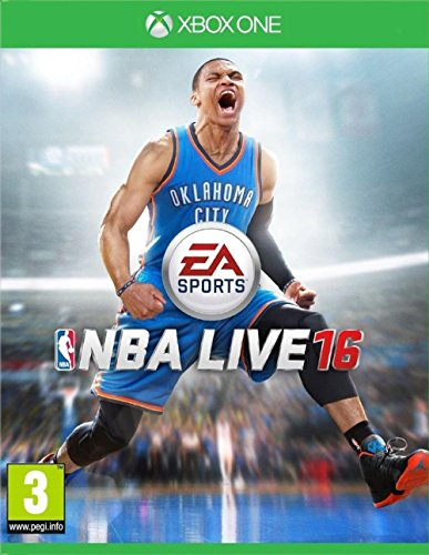 NBA LIVE 16 - [Xbox One] - [Edizione: Germania]