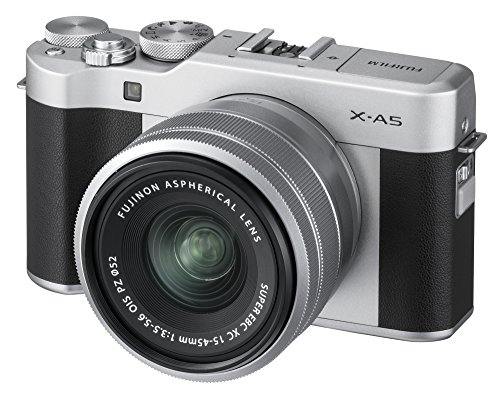 Fujifilm X-A5 Mirrorless Digital Camera...