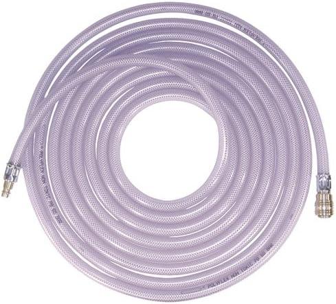 Druckluftschlauch PVC Gewebeschlauch Kompressorschlauch m Stecker Kupplung u