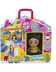 Me Contro Te- Giochi Preziosi la Casa con Mini Doll 12 cm, Multicolore, MEC31000