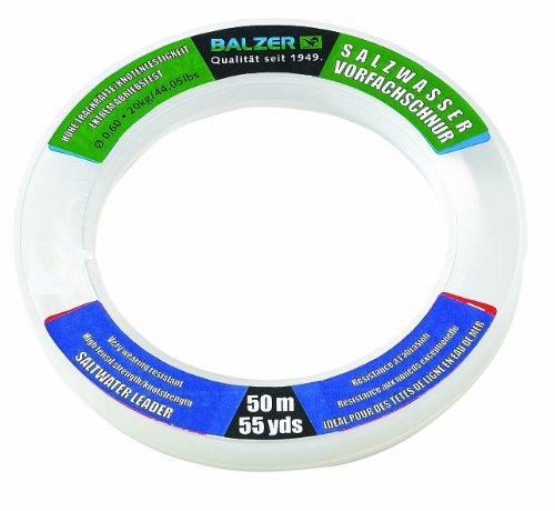 Balzer - Salzwasser Vorfach Schnur 50m / 0,70