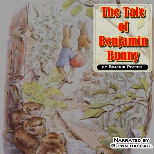 『The Tale of Benjamin Bunny』のカバーアート