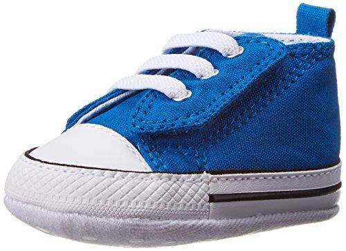 Converse Converse Unisex - Kinder Schuhe CT Easy Slip Blau Babyschuhe Kinderschuhe Lauflernschuhe Baby Schuhe Krabbelschuhe Größe 18