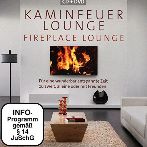 Kaminfeuer Lounge (CD+DVD)