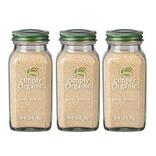 Simply Organic Ground Garlic