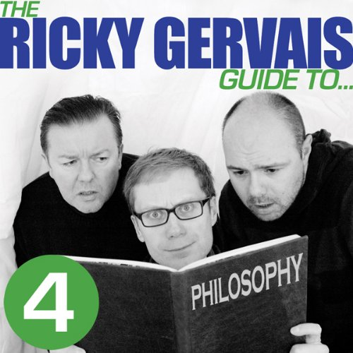 The Ricky Gervais Guide to... PHILOSOPHY cover art