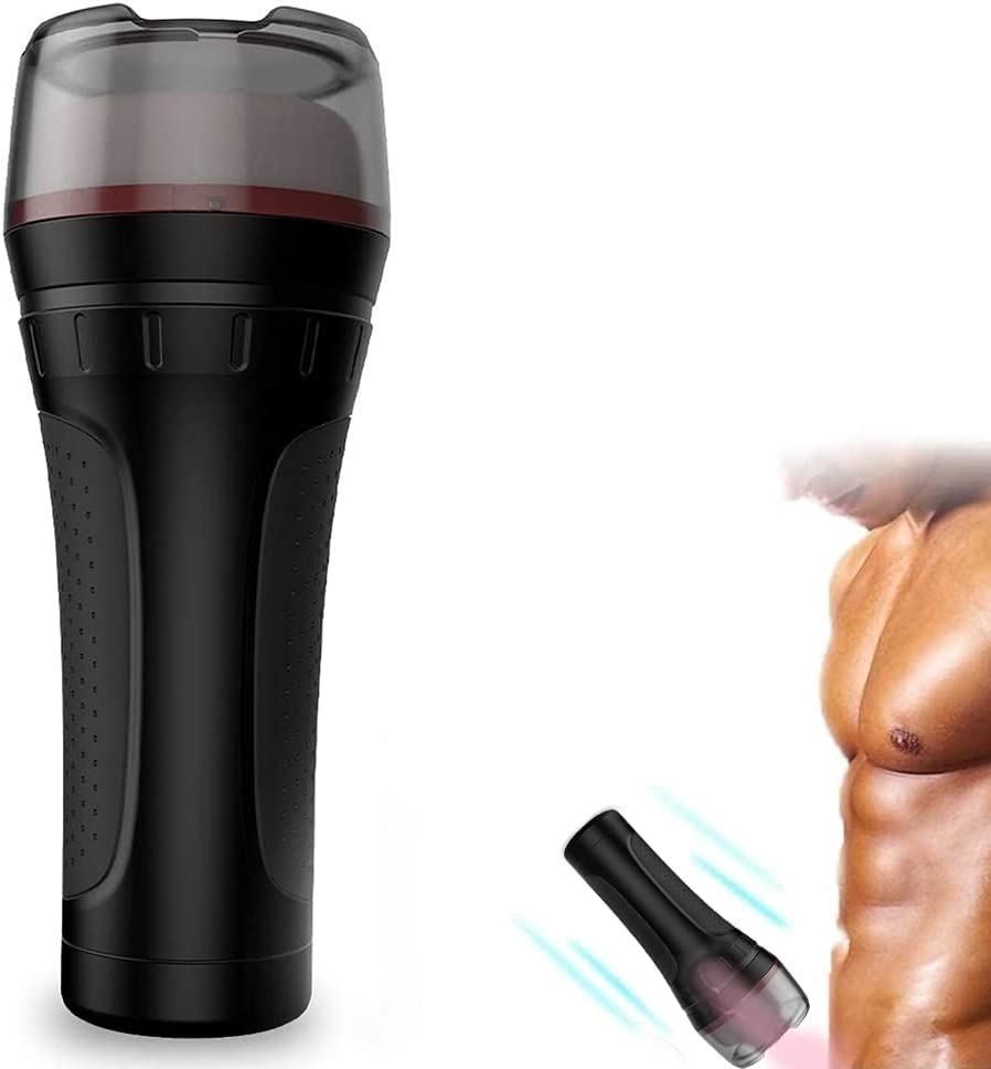 Electronic Massage Cup 9-Frequency Vibration Vagina Real T famous Max 75% OFF Tight