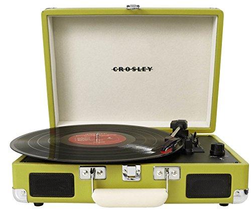 Crosley Cruiser II Giradischi con trasmissione a...