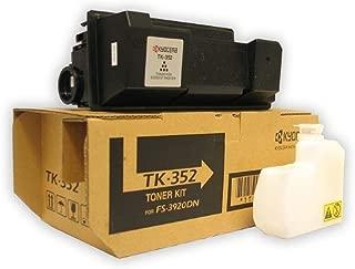 TK352 Kyocera TK352 Toner/Drum Black 3040mfp 3140mfp 3140mfp+ 3540mfp 3640mfp 3920dn