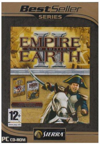 Empire Earth II - Gold Edition (PC CD) [Importación Inglesa]