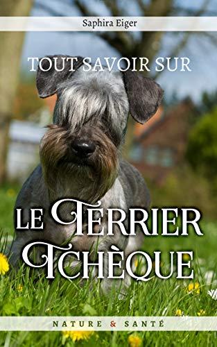 Couverture du livre Tout Savoir Sur Le Terrier Tchèque (Mon Ami Le Chien)