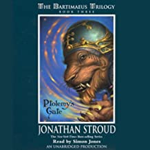 Ptolemy's Gate: The Bartimaeus Trilogy, Book 3