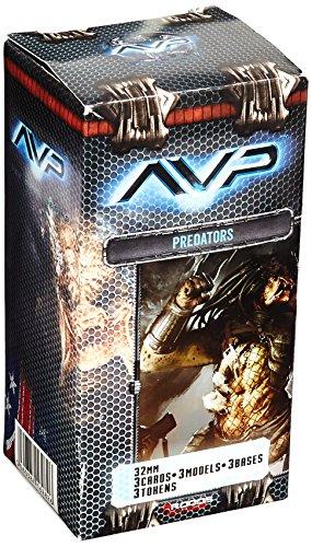 Alien Vs Predator jeu de plateau The Hunt Begins Expansion Pack Predators *ANGLAIS*