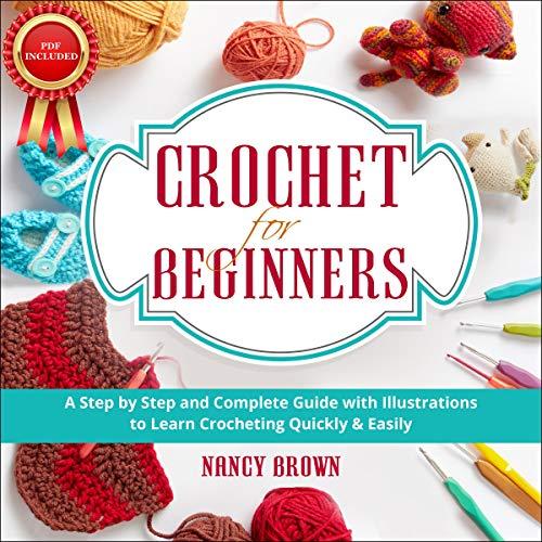 Crochet for Beginners Titelbild