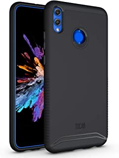 Honor 8X Case, TUDIA [MERGE] Dual Layer Shock Absorbing Military Grade Drop Tested Slim Fit Protective Phone Case Cover fo...