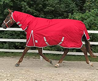 Chicks Saddlery Rugged Ride 1200 Denier Combo Neck Waterproof Turnout Sheet
