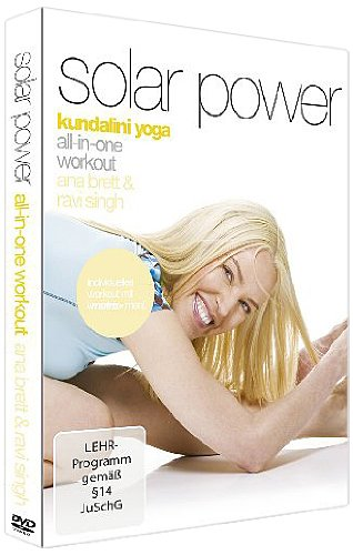 Solar Power - Kundalini Yoga - [DVD] [Alemania]