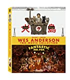 Isle Of Dogs / Fantastic Mr Fox (2 Blu-Ray) [Edizione: Stati Uniti]