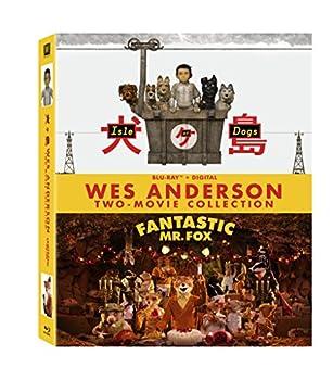 Isle of Dog & Fantasitc Mr Fox  Blu-ray + Digital