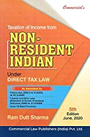 Commercial's Taxation of Income from Non - Resident Indian Under Direct Tax Law - 5/e, june 2020