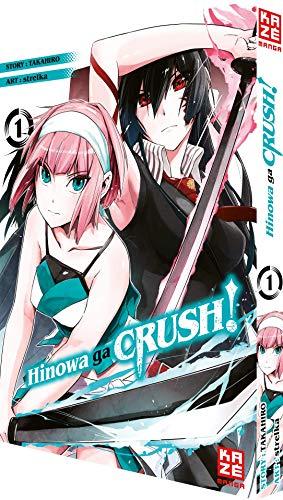 Hinowa ga CRUSH! – Band 1