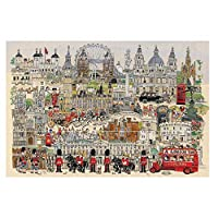 大人、大人、子供、困難な大きな風景、スーパー難しい、パズル減圧、木のおもちゃ、女の子(50 * 70cm)のためのジグソーパズル1000個