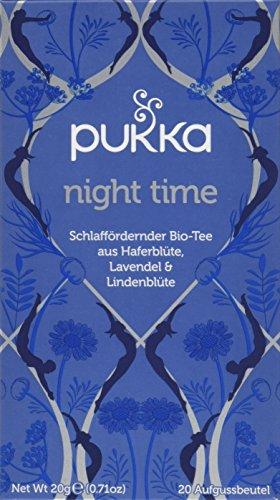 Pukka Night-Time Gute Nacht, 2er Pack (2 x 20 g)