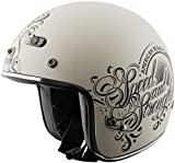Speed and Strength American Beauty Open Face SS600 Motorcycle Helmet...