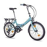 '20pulgadas bicicleta plegable para bicicleta plegable bicicleta CHRISSON...