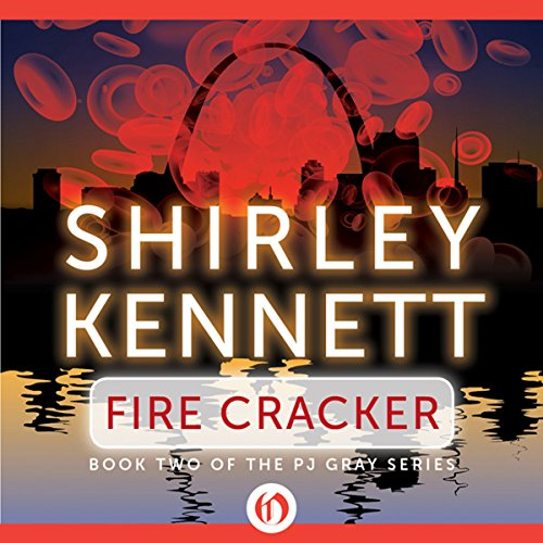 Fire Cracker audiobook cover art