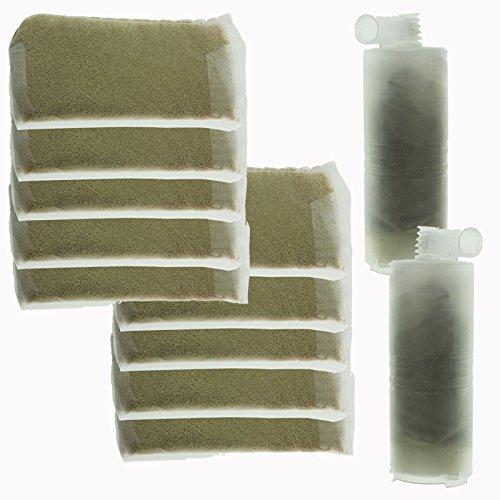 Zinc Products Recharges Filtre Anti calcaire pour Centrale Vapeur Morphy Richards Lot de 5