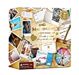 """INCLUDES LARGE 23x17"""" FENG SHUI VISION BOARD FOR ADULTS WITH THUMB TACKS —Create a harmonious bulletin board that displays your personal success vision. Place it in a space where you see it often and you will end up doing visualization exercises ever..."""