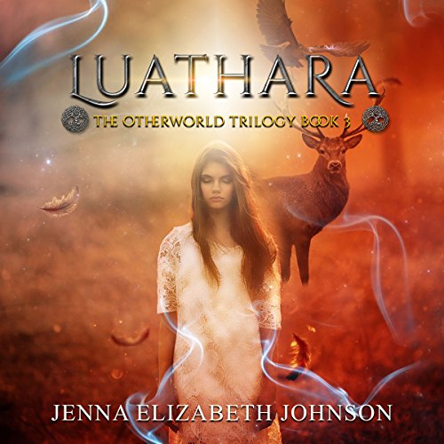 Luathara audiobook cover art