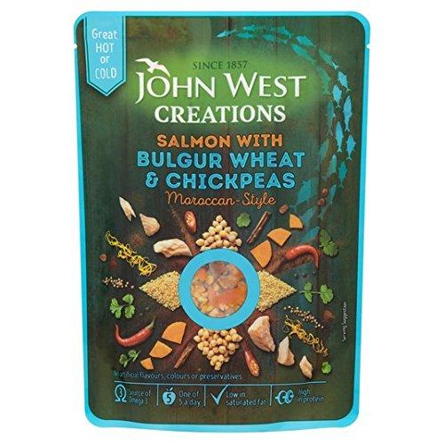 John West Creations Salmone Marocchino 180g